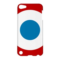 Roundel of the French Air Force  Apple iPod Touch 5 Hardshell Case
