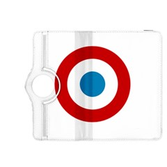Roundel of the French Air Force  Kindle Fire HDX 8.9  Flip 360 Case