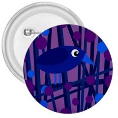 Purple bird 3  Buttons
