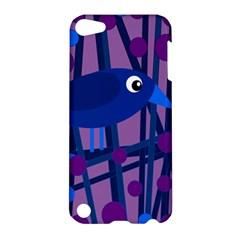 Purple bird Apple iPod Touch 5 Hardshell Case