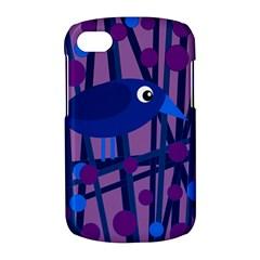 Purple bird BlackBerry Q10