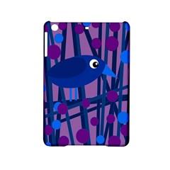 Purple bird iPad Mini 2 Hardshell Cases