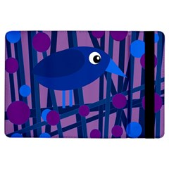 Purple bird iPad Air Flip