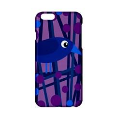 Purple bird Apple iPhone 6/6S Hardshell Case