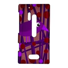 Sweet purple bird Nokia Lumia 928