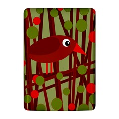 Red cute bird Kindle 4