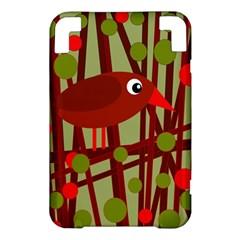 Red cute bird Kindle 3 Keyboard 3G