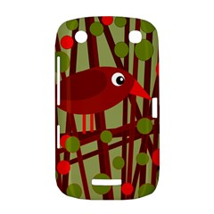 Red cute bird BlackBerry Curve 9380