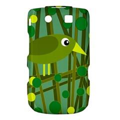 Cute green bird Torch 9800 9810
