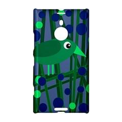 Green and blue bird Nokia Lumia 1520
