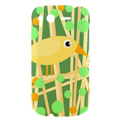 Yellow little bird HTC Desire S Hardshell Case