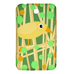 Yellow little bird Samsung Galaxy Tab 3 (7 ) P3200 Hardshell Case