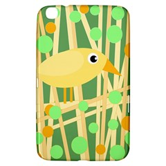 Yellow little bird Samsung Galaxy Tab 3 (8 ) T3100 Hardshell Case