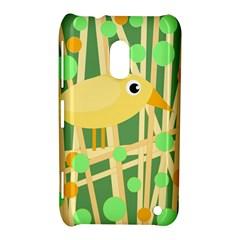 Yellow little bird Nokia Lumia 620