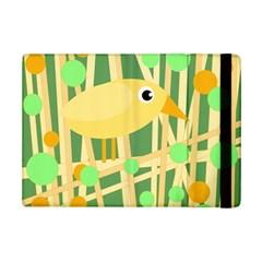 Yellow little bird iPad Mini 2 Flip Cases
