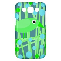 Green bird Samsung Galaxy Win I8550 Hardshell Case