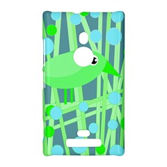 Green bird Nokia Lumia 925