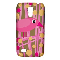 Pink bird Galaxy S4 Mini