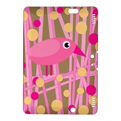 Pink bird Kindle Fire HDX 8.9  Hardshell Case
