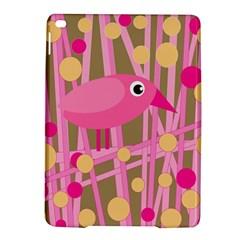 Pink bird iPad Air 2 Hardshell Cases