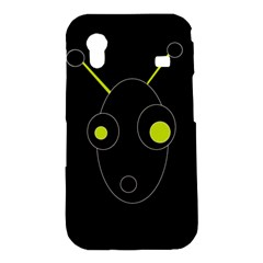 Yellow alien Samsung Galaxy Ace S5830 Hardshell Case