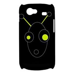 Yellow alien Samsung Galaxy Nexus S i9020 Hardshell Case