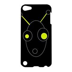 Yellow alien Apple iPod Touch 5 Hardshell Case