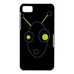 Yellow alien BlackBerry Z10
