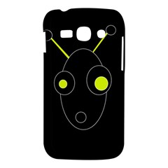Yellow alien Samsung Galaxy Ace 3 S7272 Hardshell Case
