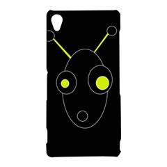 Yellow alien Sony Xperia Z3