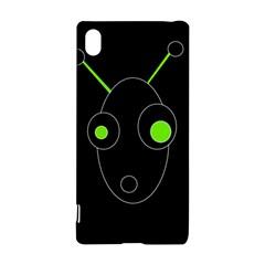 Green alien Sony Xperia Z3+