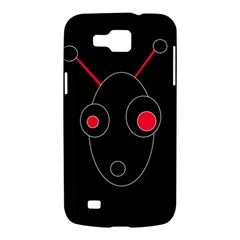 Red alien Samsung Galaxy Premier I9260 Hardshell Case