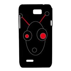 Red alien Motorola XT788