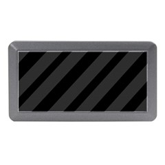Gray and black lines Memory Card Reader (Mini)