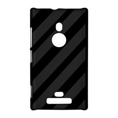 Gray and black lines Nokia Lumia 925