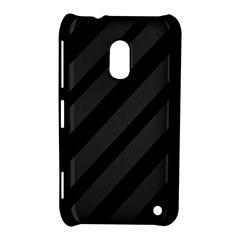 Gray and black lines Nokia Lumia 620