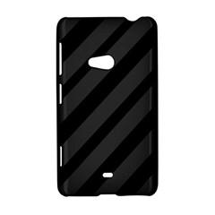 Gray and black lines Nokia Lumia 625