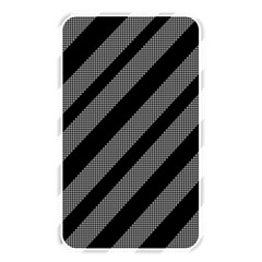 Black and gray lines Memory Card Reader