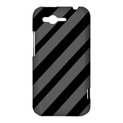 Black and gray lines HTC Rhyme