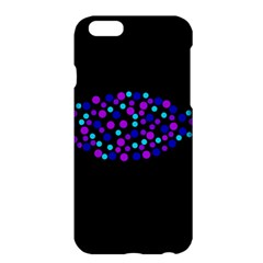 Purple fish Apple iPhone 6 Plus/6S Plus Hardshell Case