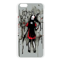 Come Play With Me   Apple Seamless iPhone 6 Plus/6S Plus Case (Transparent)
