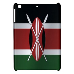 Flag Of Kenya Apple iPad Mini Hardshell Case