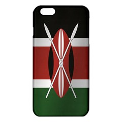 Flag Of Kenya iPhone 6 Plus/6S Plus TPU Case