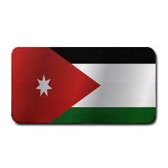 Flag Of Jordan Medium Bar Mats