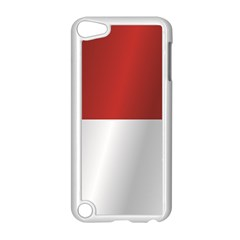 Flag Of Indonesia Apple iPod Touch 5 Case (White)