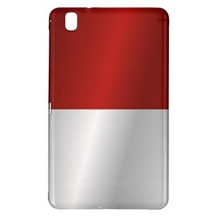 Flag Of Indonesia Samsung Galaxy Tab Pro 8.4 Hardshell Case