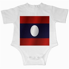 Flag Of Laos Infant Creepers