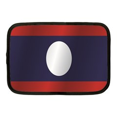 Flag Of Laos Netbook Case (Medium)