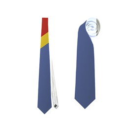Flag Of Democratic Republic Of The Congo Neckties (One Side)