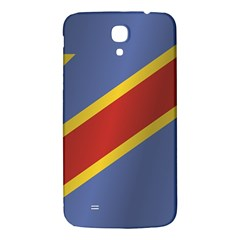 Flag Of Democratic Republic Of The Congo Samsung Galaxy Mega I9200 Hardshell Back Case